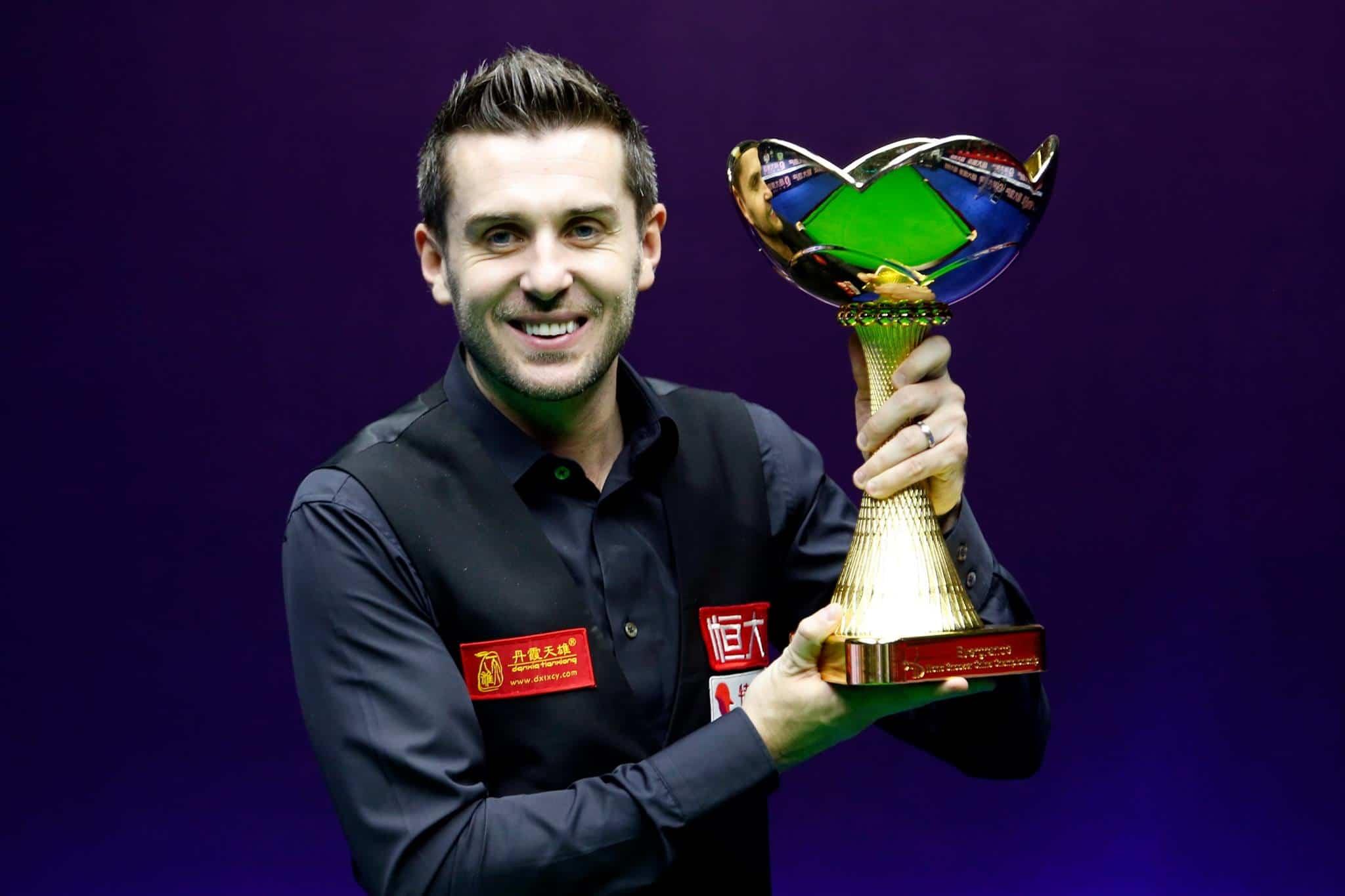 Марк Селби, победитель, China Championship
