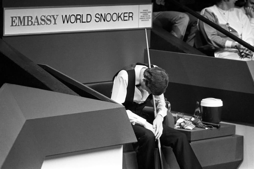 Стив Дэвис 1985