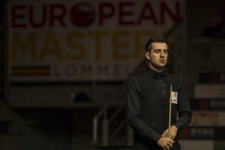 Марк Селби, European Masters 2018