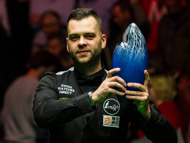 Джимми Робертсон, European Masters 2018