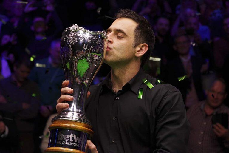 Ронни О'Салливан, Чемпионат Великобритании 2018, UK Championship 2018