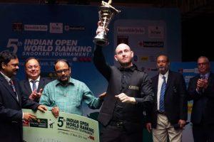 Мэттью Селт Indian Open 2019