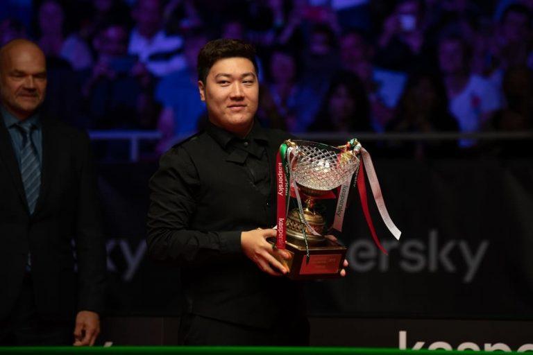 Янь Бинтао, Riga Masters 2019