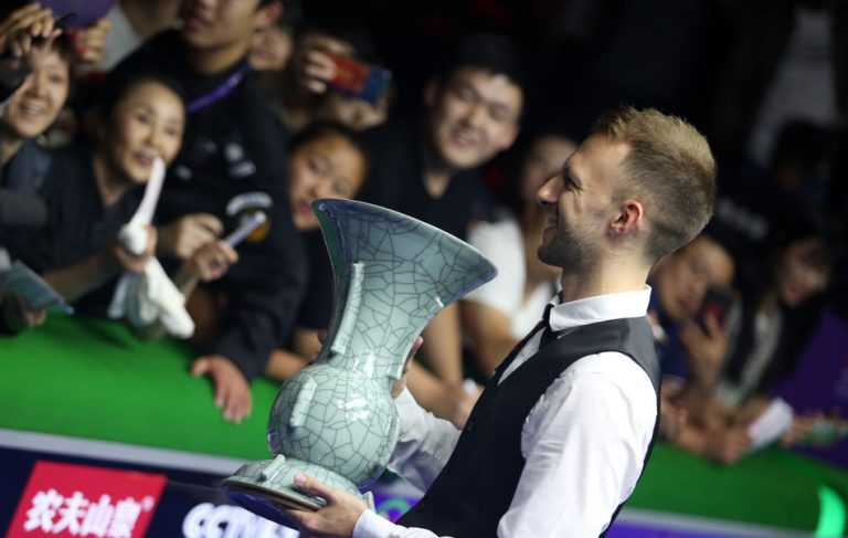Джадд Трамп, International Championship 2019